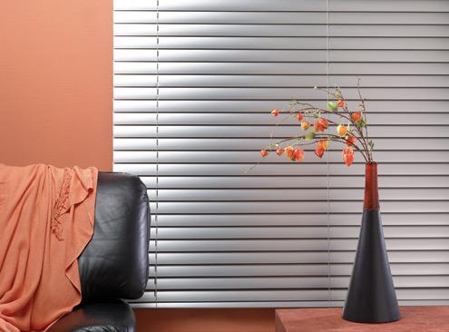 Horizontalios aliuminio žaliuzės